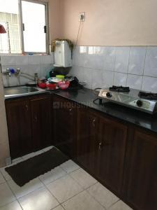 Kitchen Image of Lumbini PG For Girls in Koramangala