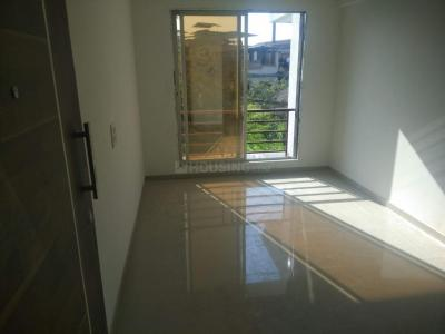Gallery Cover Image of 630 Sq.ft 1 BHK Apartment for rent in Sky Line Blue Ridge, Ulwe for 6500