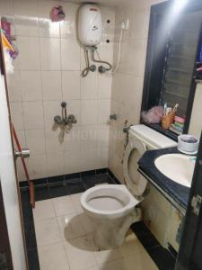 Bathroom Image of PG For Girls In Vile Parle West in Vile Parle West