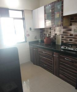 Kitchen Image of Girls PG in Goregaon West