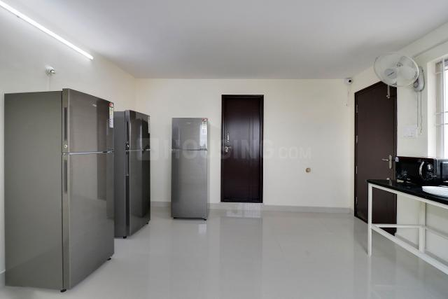 Kitchen Image of Oyo Life Blr1657 Nr Btm Layout in Arakere