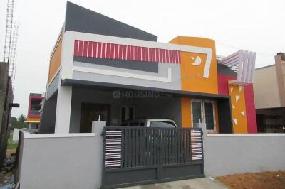 Gallery Cover Image of 850 Sq.ft 2 BHK Villa for buy in Mevalurkuppam for 4196980