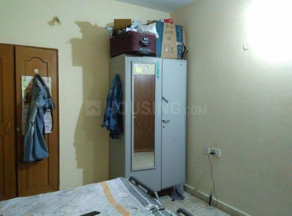 Bedroom Image of 1500 Sq.ft 3 BHK Apartment for rent in Rustam Bagh Layout for 31000