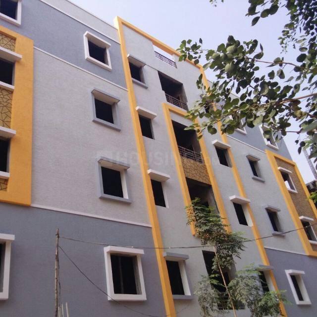 Building Image of 1200 Sq.ft 2 BHK Apartment for rent in Pragathi Nagar for 13500