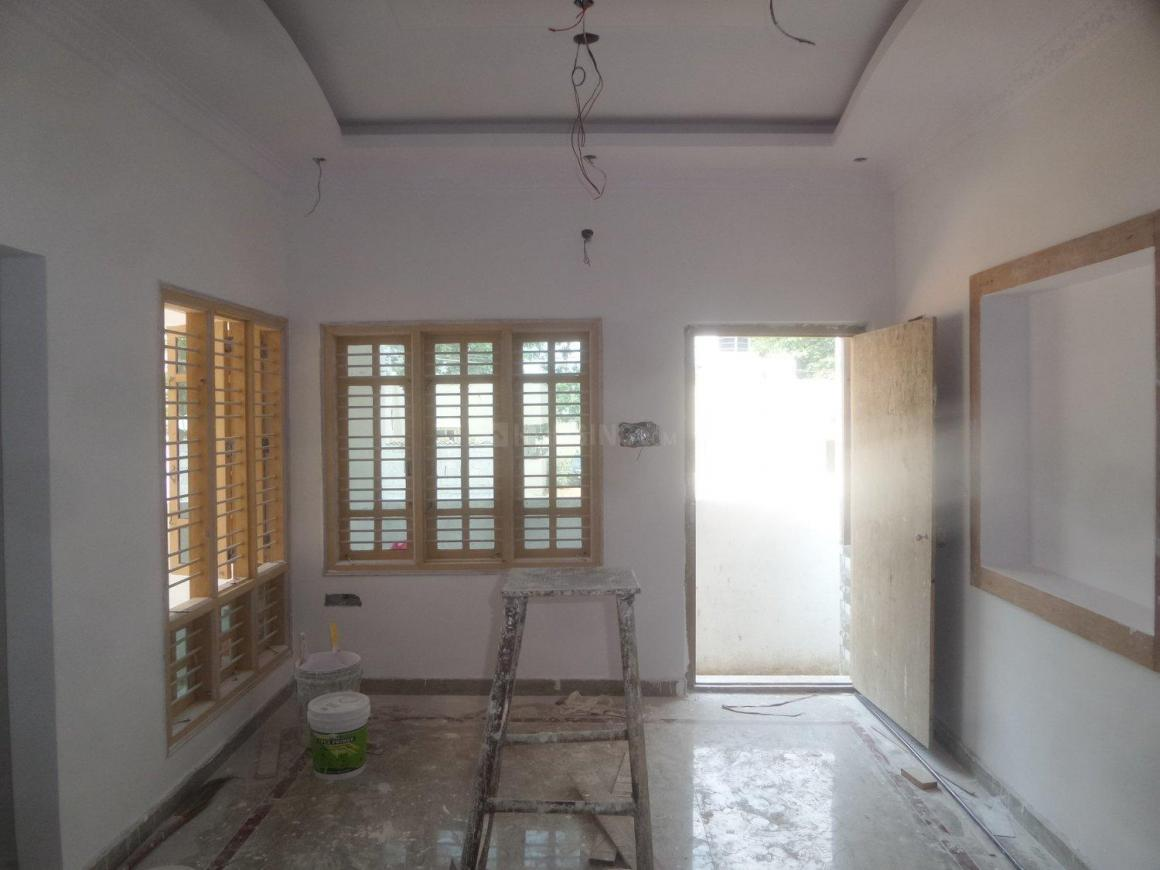 Living Room Image of 1000 Sq.ft 2 BHK Independent House for buy in NRI Layout for 8200000