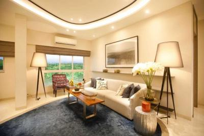 Gallery Cover Image of 535 Sq.ft 1 BHK Apartment for buy in Lodha Kolshet Plot A Tower J, Thane West for 6700000