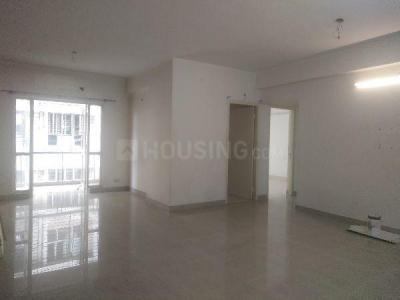 Gallery Cover Image of 1528 Sq.ft 3 BHK Apartment for rent in Space Club Town Greens, Belghoria for 19000