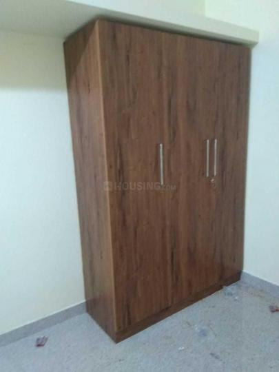 Bedroom Image of 1400 Sq.ft 3 BHK Apartment for rent in Perungalathur for 14000