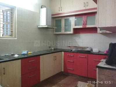 Gallery Cover Image of 650 Sq.ft 1 BHK Independent Floor for rent in J. P. Nagar for 16000