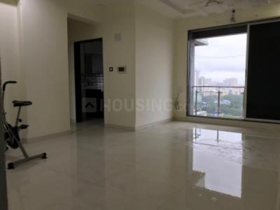 Gallery Cover Image of 1400 Sq.ft 3 BHK Apartment for rent in Charkop Kavya Beach Wood, Kandivali West for 38000