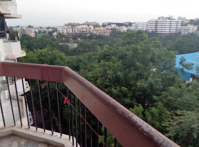 Balcony Image of B R PG in Masab Tank