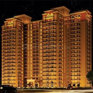 Gallery Cover Image of 1250 Sq.ft 2 BHK Apartment for buy in Omaxe Hazratganj Residency, Arjunganj for 6000000
