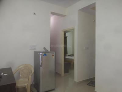 Gallery Cover Image of 450 Sq.ft 1 BHK Apartment for rent in Panathur for 12000