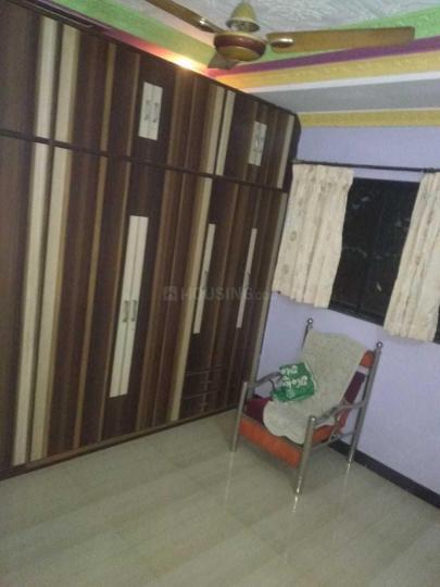 Bedroom Image of 500 Sq.ft 1 BHK Independent House for rent in Kopar Khairane for 20000