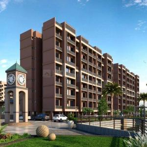Gallery Cover Image of 400 Sq.ft 1 RK Apartment for buy in Rasayani for 1550000