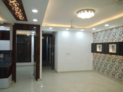 Gallery Cover Image of 1700 Sq.ft 3 BHK Apartment for buy in Gayatri Apartments, Sector 9 Dwarka for 17000000