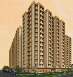 Gallery Cover Image of 1232 Sq.ft 3 BHK Apartment for buy in Ranip for 3700000