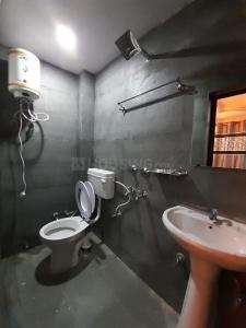 Bathroom Image of A To Z PG in Patel Nagar
