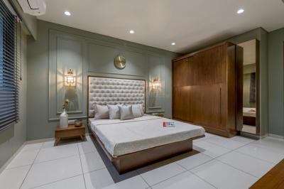 Gallery Cover Image of 1850 Sq.ft 3 BHK Apartment for buy in Pacifica Green Acres, Prahlad Nagar for 11500000