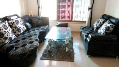 Gallery Cover Image of 1200 Sq.ft 3 BHK Apartment for rent in Thane West for 38000