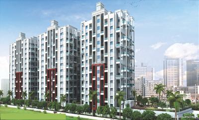 Gallery Cover Image of 2600 Sq.ft 4 BHK Apartment for buy in Wakad for 19700000