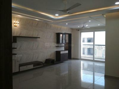 Gallery Cover Image of 2100 Sq.ft 3 BHK Apartment for rent in Bhoganhalli for 56000