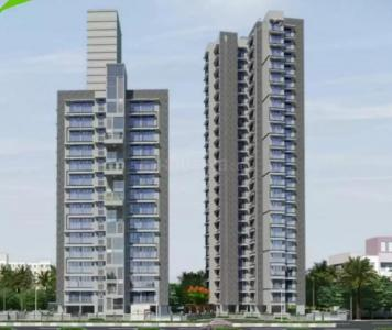Gallery Cover Image of 922 Sq.ft 2 BHK Apartment for buy in Adinath Saanvi Heights, Jogeshwari West for 18500000