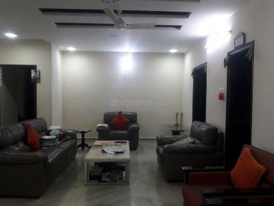 Gallery Cover Image of 2270 Sq.ft 3 BHK Apartment for rent in Jubilee Hills for 60000