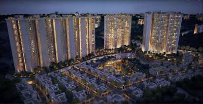 Gallery Cover Image of 1218 Sq.ft 3 BHK Apartment for buy in T Bhimjyani The Verraton, Thane West for 11500000