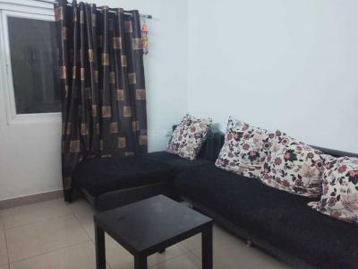 Gallery Cover Image of 1250 Sq.ft 3 BHK Apartment for rent in Nanakram Guda for 42000