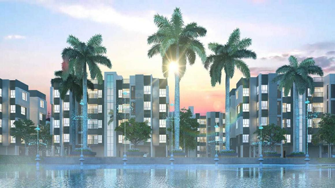 Building Image of 462 Sq.ft 1 BHK Apartment for buy in Paschim Barisha for 1039500