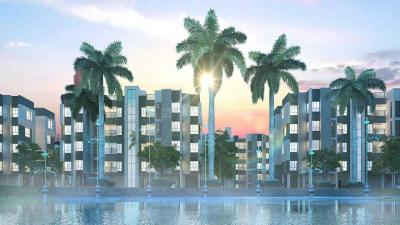 Gallery Cover Image of 429 Sq.ft 1 BHK Apartment for buy in Paschim Barisha for 965000