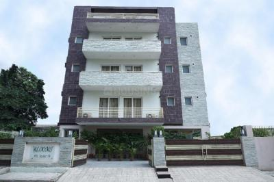 Gallery Cover Image of 856 Sq.ft 1 BHK Independent Floor for rent in Sector 5 for 12000