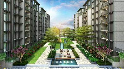 Gallery Cover Image of 1962 Sq.ft 3 BHK Apartment for buy in Mogappair for 13143438