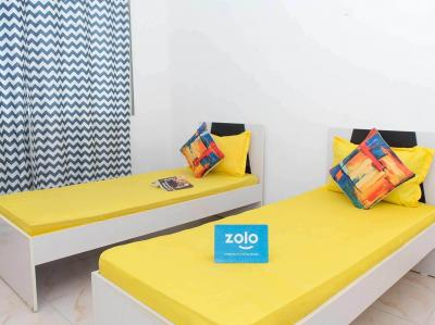 Bedroom Image of Zolo Pentos in Egmore