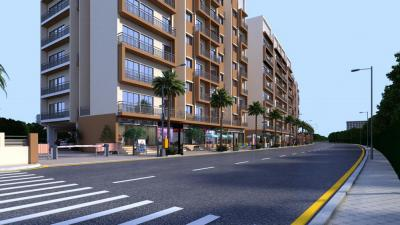 Gallery Cover Image of 490 Sq.ft 1 BHK Apartment for buy in Unimont Aurum, Karjat for 1950000