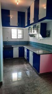 Kitchen Image of Ms Ladies PG in Sanjaynagar