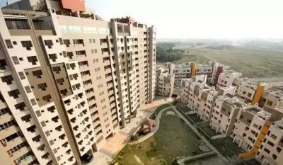 Gallery Cover Image of 770 Sq.ft 2 BHK Apartment for buy in New Town for 3400000