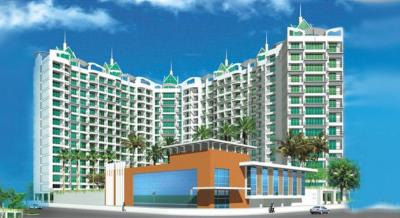 Gallery Cover Image of 1950 Sq.ft 3 BHK Apartment for rent in Akshar Sai Radiance, Belapur CBD for 55000