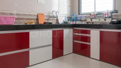 Kitchen Image of 601 D Vardhman Dreams in Wakad