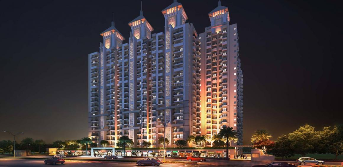 Building Image of 920 Sq.ft 2 BHK Apartment for buy in Noida Extension for 2970000