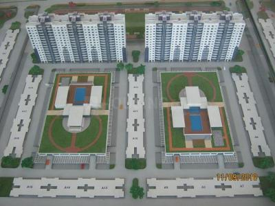 Gallery Cover Image of 930 Sq.ft 2 BHK Apartment for buy in Pegasus Megapolis Serenity, Hinjewadi for 4650000