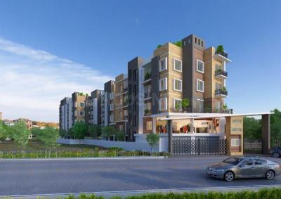 Gallery Cover Image of 925 Sq.ft 2 BHK Apartment for buy in Navyug Model, Rajpur Sonarpur for 3515000