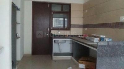 Kitchen Image of 950 Sq.ft 3 BHK Apartment for buy in Ganesh Malabar County, Chharodi for 6500000