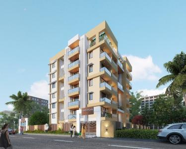 Gallery Cover Image of 1368 Sq.ft 3 BHK Apartment for buy in Nashik Road for 5600000
