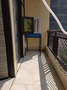 Balcony Image of PG 4034661 Bharat Vihar in Bharat Vihar