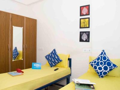 Bedroom Image of Zolo Platinum City in Yeshwanthpur