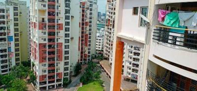 Gallery Cover Image of 1500 Sq.ft 3 BHK Apartment for rent in Eastern High, New Town for 23000