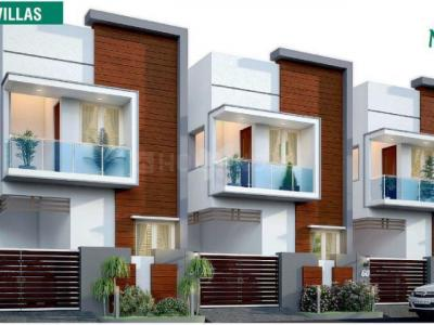 Gallery Cover Image of 950 Sq.ft 2 BHK Villa for buy in Medavakkam for 5050000