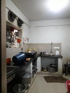 Kitchen Image of Vintage PG in Marathahalli